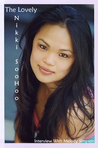 Interview With Nikki SooHoo (The Lovely Bones)