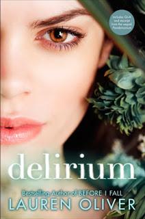 Book Review – Delirium by Lauren Oliver