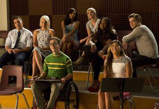 "Advanced TV Review: Glee Season 6 Premiere (Part 2) ""Homecoming"""