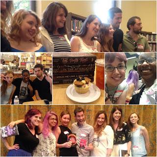 Teen Author Carnival + BEA 2015