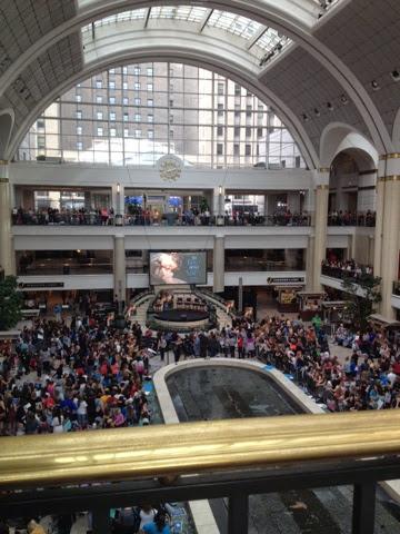 TFIOS Tour Cleveland, OH