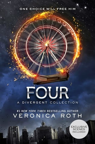Four (A Divergent Collection) by Veronica Roth