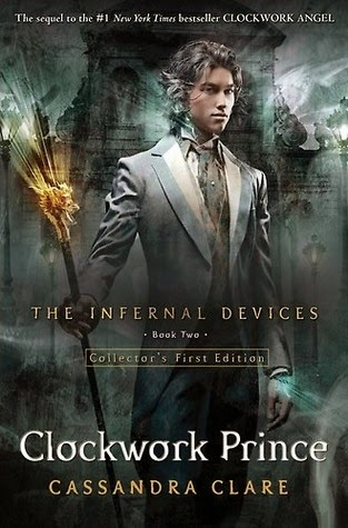 Clockwork Prince (The Infernal Devices #2) by Cassandra Clare