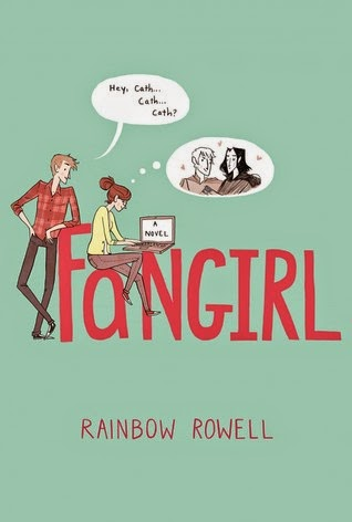 YA Review: Fangirl by Rainbow Rowell