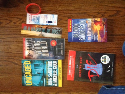Blogoversary Giveaway- The Book Nut is One!
