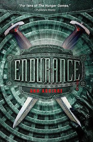 Endurance (Razorland #1.5) by Ann Aguirre