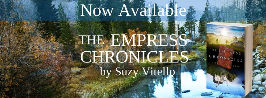 Release Blitz: The Empress Chronicles by Suzy Vitello