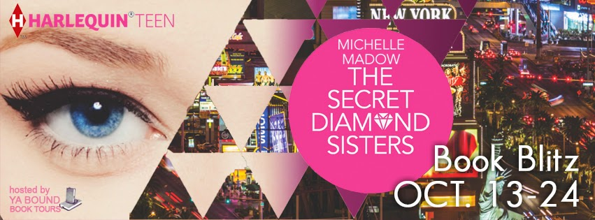 Book Blitz: Secret Diamond Sisters by Michelle Madow