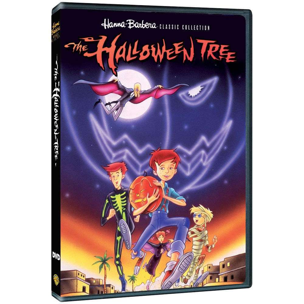 The Halloween Tree Movie Review