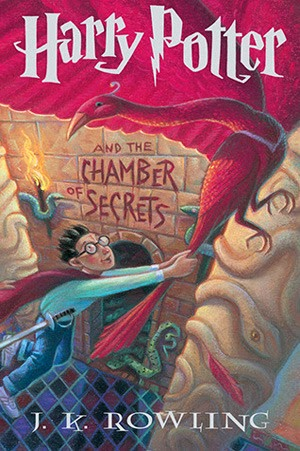 Harry Potter and the Chamber of Secrets by JK Rowling (Read by Jim Dale)