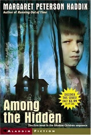 Thumbing Through Throwbacks: The Shadow Children Series