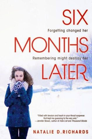 OAAA YA Review: Six Months Later by Natalie D. Richards