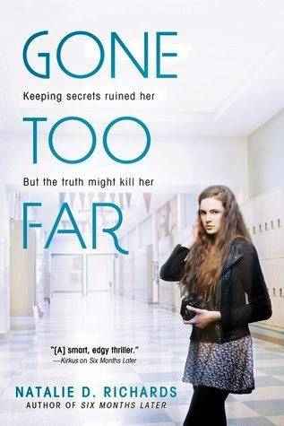 OAAA YA Review: Gone Too Far by Natalie D. Richards