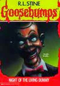 OAAA Thumbing Through Throwbacks: Goosebumps by R.L. Stine