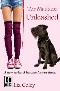 Deleted Scene and Giveaway: Tor Maddox: Unleashed by Liz Coley