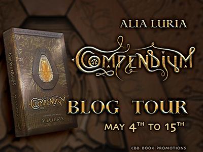 Blog Tour + Review: Compendium