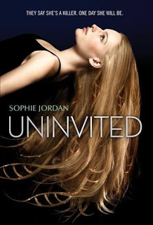 DNF Review: Uninvited by Sophie Jordan