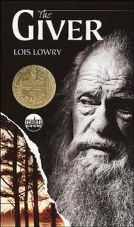 My Thoughts On:  The Giver by Lois Lowry