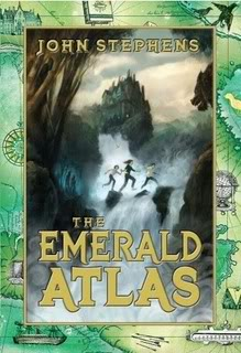My Thoughts On:  The Emerald Atlas by John Stephens