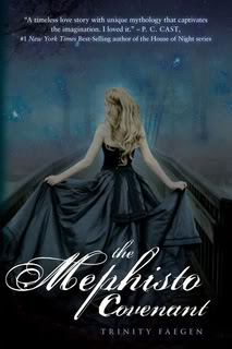 My Thoughts On:  The Mephisto Covenant by Trinity Faegen