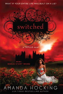 My Thoughts On:  Switched by Amanda Hocking + GIVEAWAY!