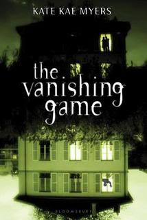 Review | The Vanishing Game by Kate Kae Myers