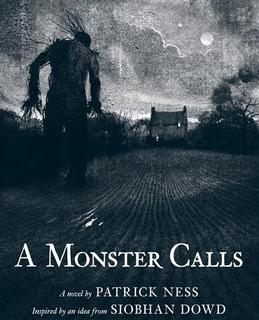…On A Monster Calls by Patrick Ness