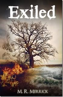 My Thoughts On: Exiled by M.R. Merrick