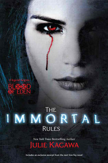 …On The Immortal Rules by Julie Kagawa