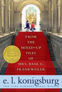 …On From the Mixed-Up Files of Mrs. Basil E. Frankweiler by E.L. Konigsburg