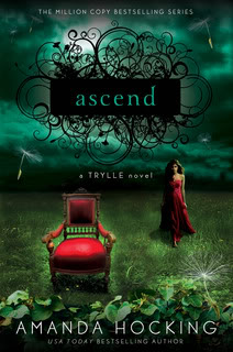 My Thoughts On:  Ascend by Amanda Hocking + GIVEAWAY!