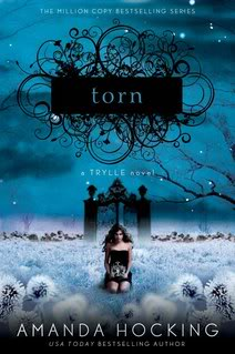 My Thoughts On:  Torn by Amanda Hocking
