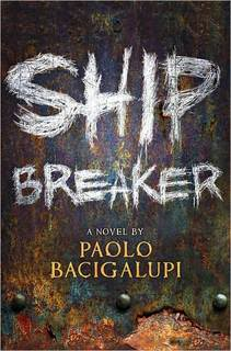My Thoughts On:  Ship Breaker by Paolo Bacigalupi