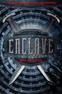 My Thoughts On: Enclave by Ann Aguirre