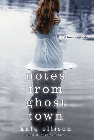 My Thoughts On: Notes from Ghost Town by Kate Ellison