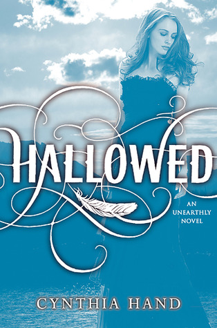 …on Hallowed by Cynthia Hand {No Spoilers}