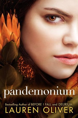…on Pandemonium by Lauren Oliver {Audiobook}