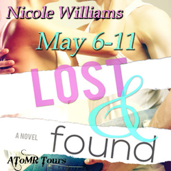 Lost and Found by Nicole Williams Review + Giveaway!