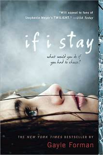 Asheley Re-Reads! If I Stay by Gayle Forman {Audiobook} #CFMonth13