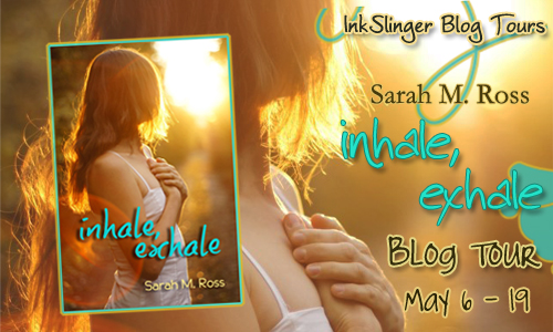 Inhale Exhale by Sarah Ross Interview + Giveaway!
