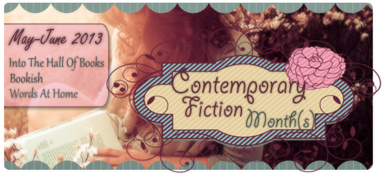 Welcome, Contemporary Month 2013! #CFMonth