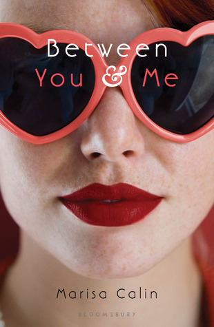 Between You & Me by Marisa Calin Review + Giveaway! #CFMonth13