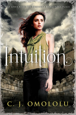Intuition by C.J. Omololu Review