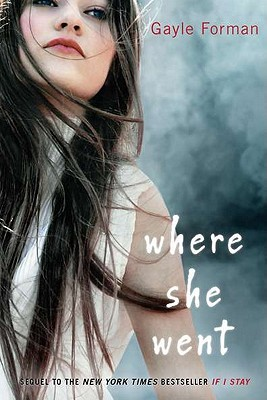 Where She Went by Gayle Forman {Audiobook Review} #CFMonth13