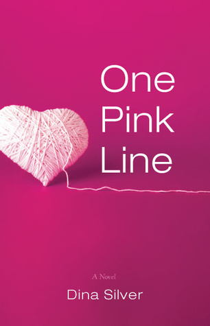 One Pink Line by Dina Silver Review {with Audiobook Notes}