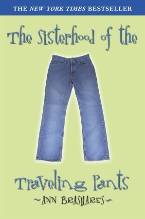 The Sisterhood of the Traveling Pants by Ann Brashares Review {with Audiobook Notes}