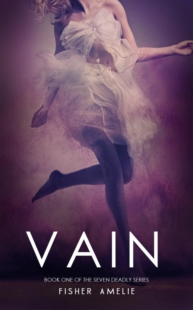 Huge News from Fisher Amelie! GREED Cover Reveal & VAIN Gets a New Cover!