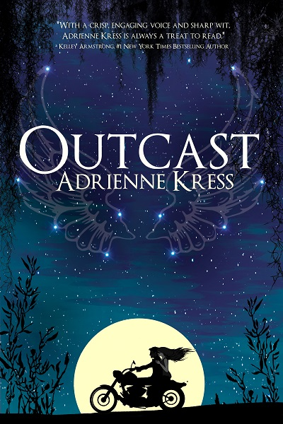 Outcast by Adrienne Kress Guest Post + Giveaway