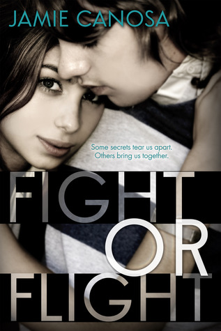 Fight or Flight by Jamie Canosa Review + Giveaway! #CFMonth13