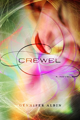 Crewel by Gennifer Albin Review {with Audiobook Notes}